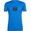 Icebreaker Tech Lite SS Crewe Shirt Men high mtn crest cadet